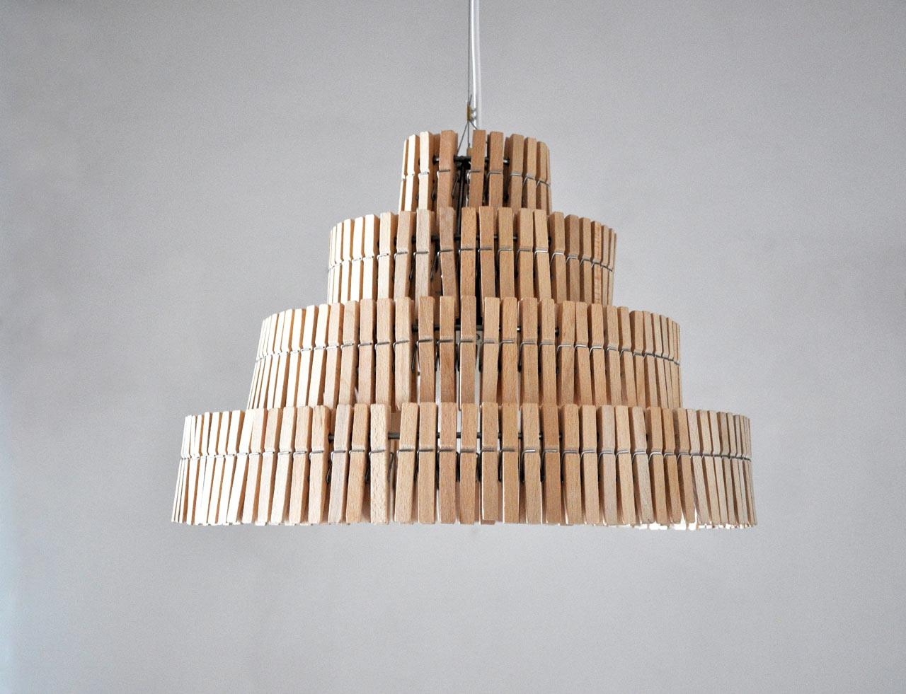 Faire Une Lampe De Chevet Soi Meme créer un luminaire récup - monluminairedesign
